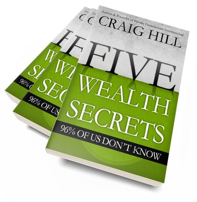 Five Wealth Secrets Book